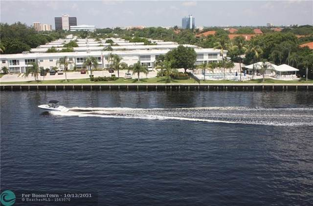 6395-4 E Bay Club Dr #4, Fort Lauderdale, FL 33308 (MLS #F10304236) :: The MPH Team