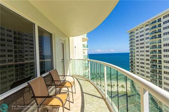 3410 Galt Ocean Dr 1610N, Fort Lauderdale, FL 33308 (#F10304322) :: DO Homes Group