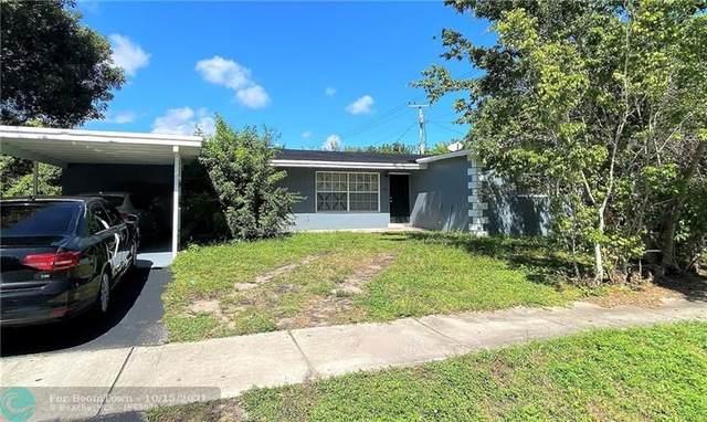 441 NE 43 ST, Deerfield Beach, FL 33064 (#F10304333) :: Michael Kaufman Real Estate