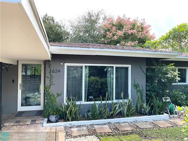 1624 NW 7th Ave, Fort Lauderdale, FL 33311 (MLS #F10304371) :: Green Realty Properties