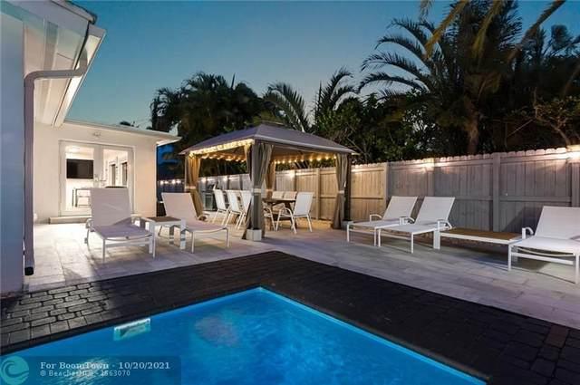 1800 NE 27th Ave, Pompano Beach, FL 33062 (MLS #F10304442) :: Castelli Real Estate Services