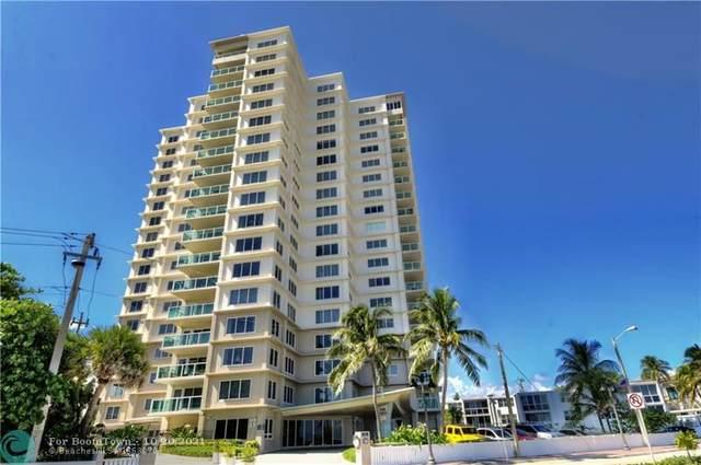 1151 N Fort Lauderdale Beach Blvd 15C, Fort Lauderdale, FL 33304 (MLS #F10304447) :: The DJ & Lindsey Team