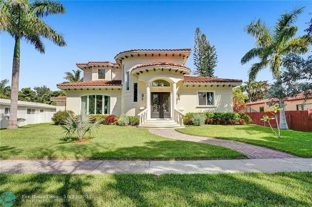 1333 Madison St, Hollywood, FL 33019 (MLS #F10304452) :: Berkshire Hathaway HomeServices EWM Realty