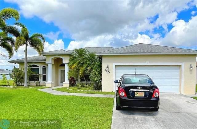2394 SW Kent Cir, Port Saint Lucie, FL 34953 (#F10304520) :: Heather Towe | Keller Williams Jupiter