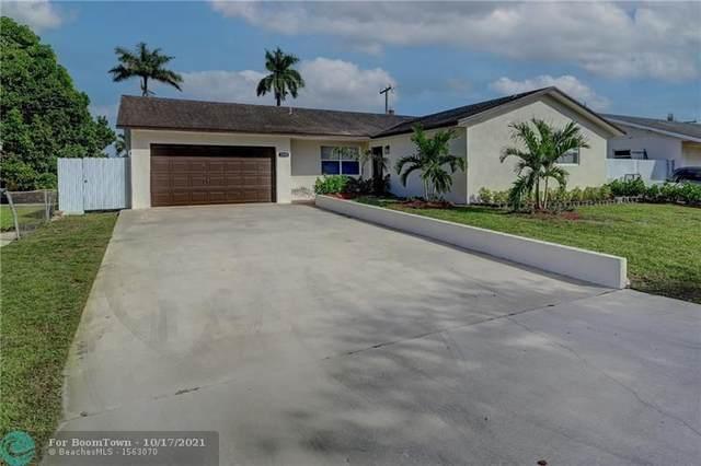 1715 SW 97th Ter, Miramar, FL 33025 (MLS #F10304548) :: The Mejia Group | LoKation Real Estate