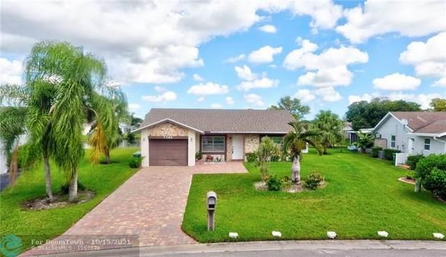 7142 NW 103 Ave, Tamarac, FL 33321 (#F10304586) :: Posh Properties