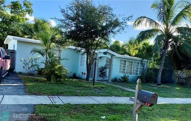 1762 NE 51st Street, Pompano Beach, FL 33064 (#F10304611) :: Heather Towe | Keller Williams Jupiter