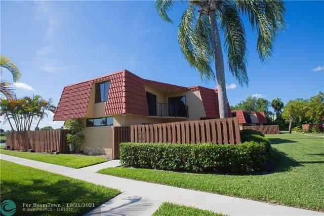 8392 Trent Ct B, Boca Raton, FL 33433 (MLS #F10304634) :: The Mejia Group   LoKation Real Estate