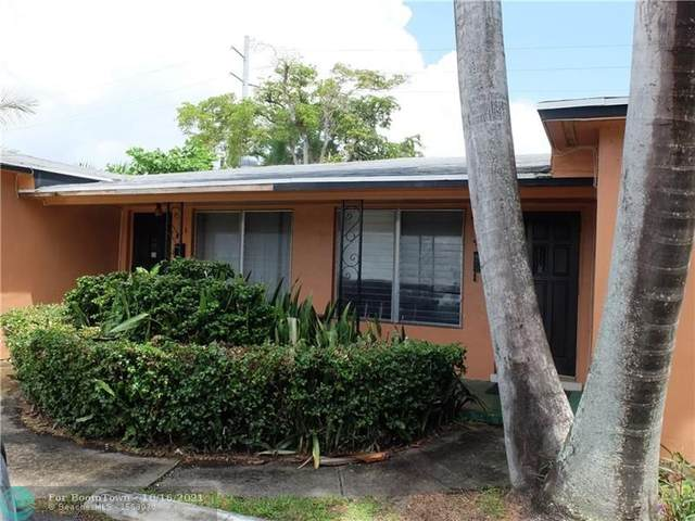 903-905 NE 7th St, Hallandale Beach, FL 33009 (MLS #F10304661) :: Green Realty Properties