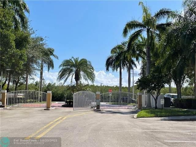 509 E Sheridan St #408, Dania Beach, FL 33004 (MLS #F10304711) :: Berkshire Hathaway HomeServices EWM Realty
