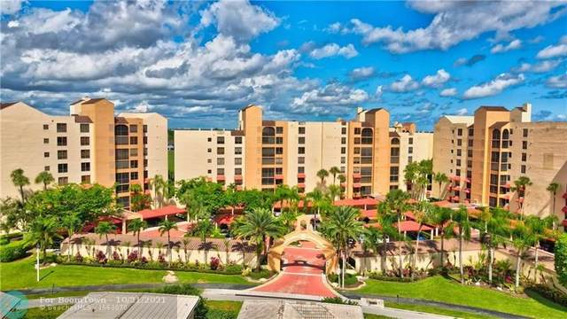 7233 Promenade Dr #502, Boca Raton, FL 33433 (#F10304758) :: Baron Real Estate