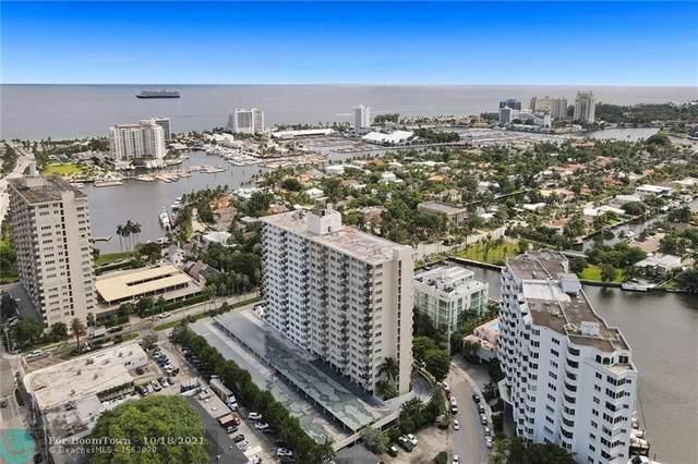 340 Sunset Dr #1808, Fort Lauderdale, FL 33301 (MLS #F10304796) :: Castelli Real Estate Services