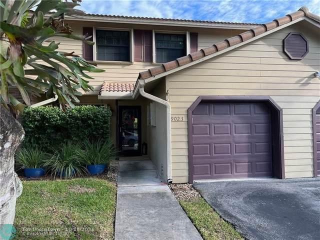 9023 Vineyard Lake Dr #9023, Plantation, FL 33324 (#F10304858) :: Posh Properties