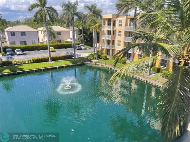 1350 SE 3rd Ave #404, Dania Beach, FL 33004 (MLS #F10304997) :: Berkshire Hathaway HomeServices EWM Realty