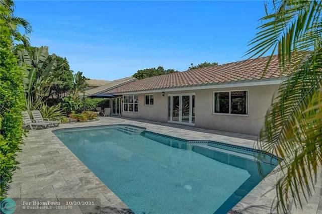 1851 NW 108th Ave, Plantation, FL 33322 (#F10305006) :: Posh Properties