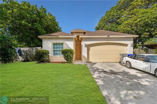 2501 NW 8th St, Pompano Beach, FL 33069 (MLS #F10305054) :: Castelli Real Estate Services