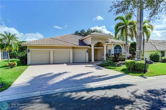 1715 Eagle Trace Blvd W, Coral Springs, FL 33071 (MLS #F10305088) :: GK Realty Group LLC