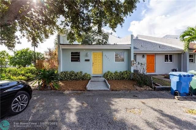 3031 NE 13th Ave, Oakland Park, FL 33334 (MLS #F10305166) :: The Mejia Group | LoKation Real Estate