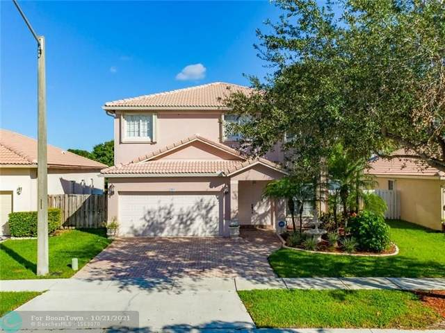 1991 NW 170th Ave, Pembroke Pines, FL 33028 (#F10305171) :: Baron Real Estate