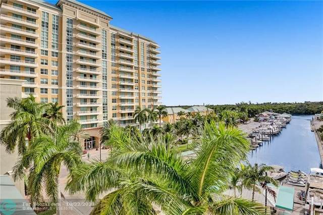 100 NE 6th St #504, Boynton Beach, FL 33435 (#F10305203) :: Posh Properties