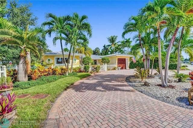 281 SW 18th Ct, Pompano Beach, FL 33060 (#F10305230) :: Posh Properties