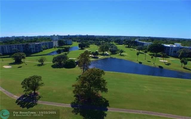 3520 Oaks Way #203, Pompano Beach, FL 33069 (#F10305390) :: Posh Properties
