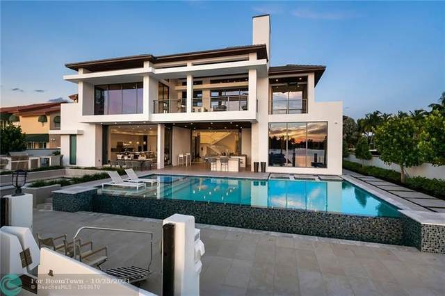 1425 E Lake Dr, Fort Lauderdale, FL 33316 (#F10305448) :: The Reynolds Team   Compass