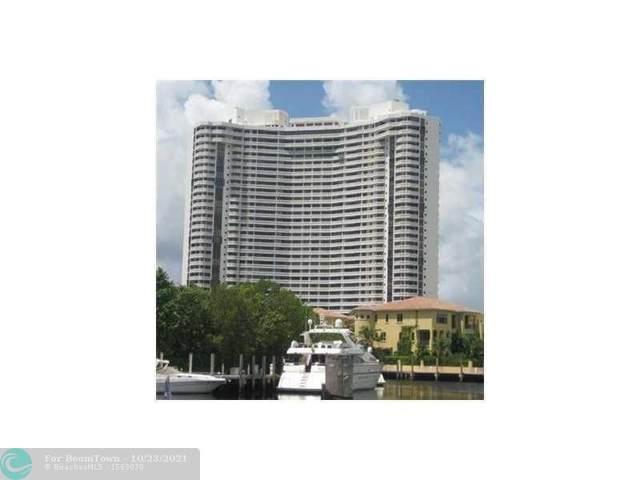 1000 E Island Blvd #1711, Aventura, FL 33160 (MLS #F10305516) :: The DJ & Lindsey Team