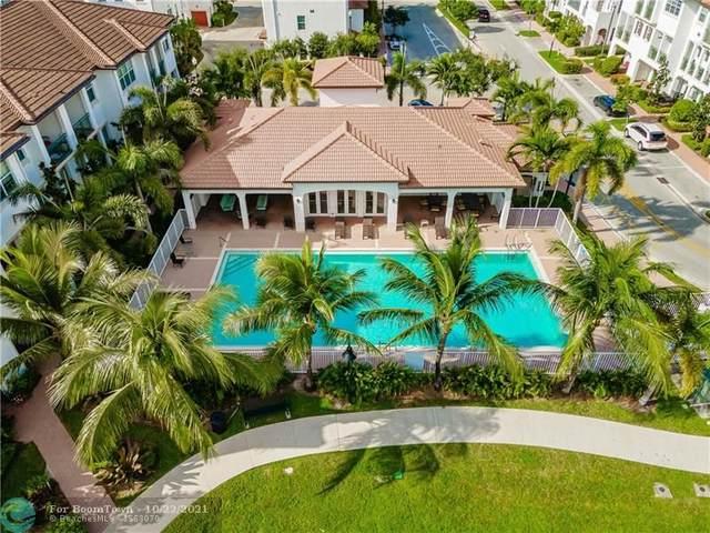 2651 SW 119th Ter #1105, Miramar, FL 33025 (MLS #F10305590) :: Green Realty Properties