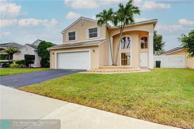 5256 NW 55th St, Coconut Creek, FL 33073 (#F10305698) :: Treasure Property Group