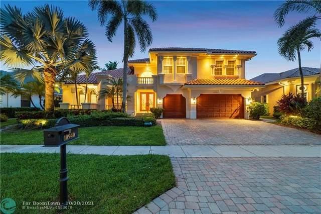 10940 Hawks Vista St, Plantation, FL 33324 (MLS #F10305714) :: Patty Accorto Team