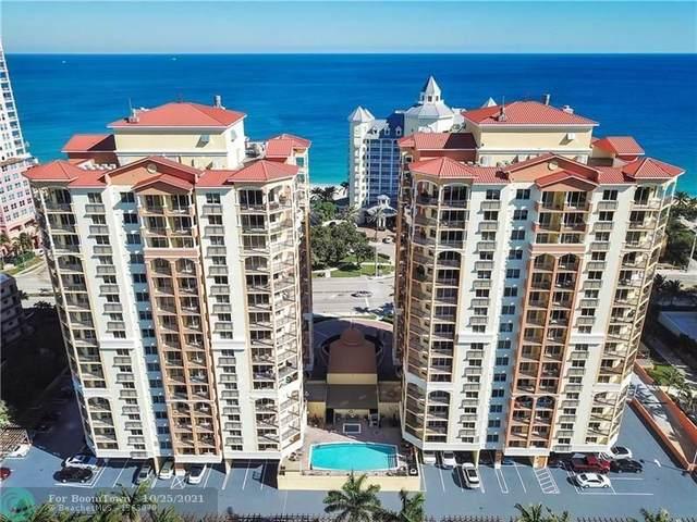 2001 N Ocean Blvd 504S, Fort Lauderdale, FL 33305 (MLS #F10305813) :: The Paiz Group