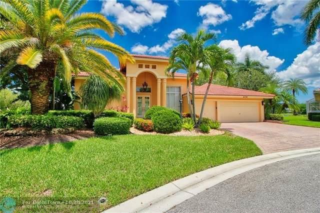 6538 NW 103rd Ln, Parkland, FL 33076 (MLS #F10306040) :: Patty Accorto Team