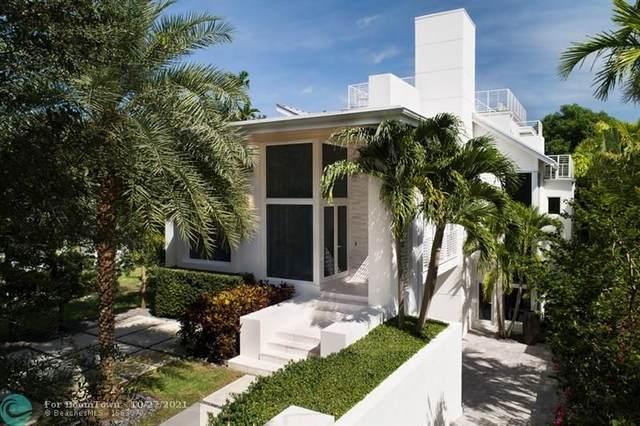 1020 SE 13th Ter, Fort Lauderdale, FL 33316 (#F10306084) :: Baron Real Estate
