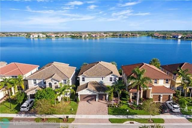 9735 Blue Isle Bay, Parkland, FL 33076 (MLS #F10306161) :: Patty Accorto Team