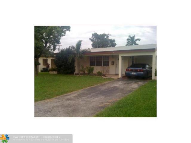 2330 Arcadia Dr, Miramar, FL 33023 (MLS #F1030907) :: Green Realty Properties