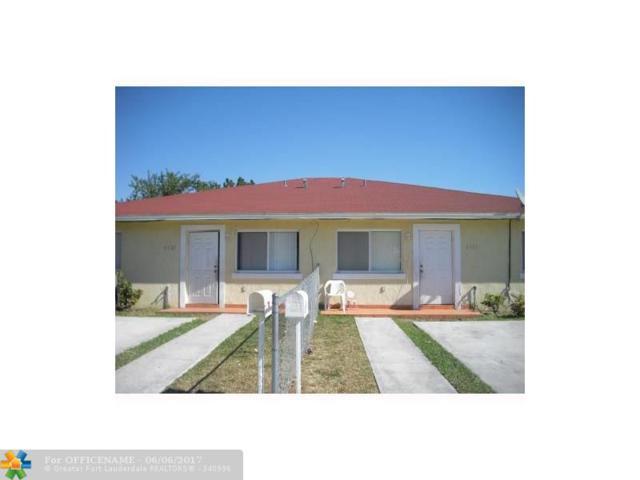 4501 NW 31 AV, Miami, FL 33142 (MLS #F1031436) :: Green Realty Properties