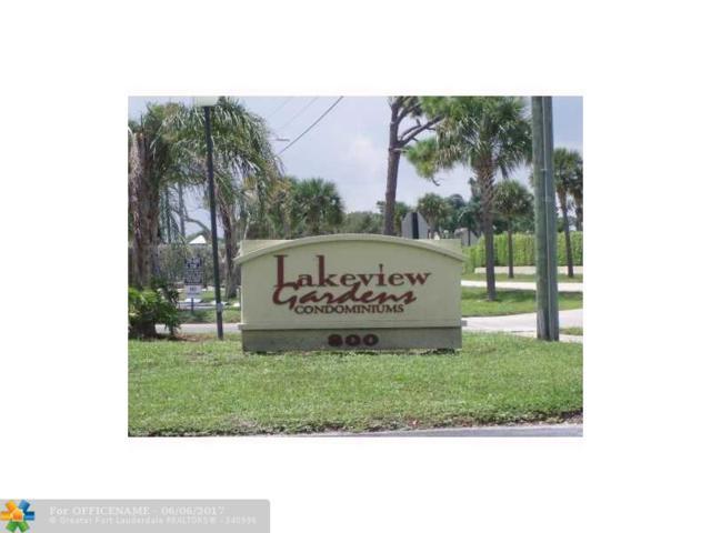 600 Nottingham Cir H, Green Acres, FL 33463 (MLS #F1060179) :: Green Realty Properties