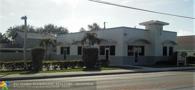 702 S Dixie Hwy, Lantana, FL 33462 (MLS #F1231874) :: Green Realty Properties