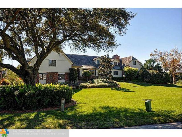 10950 SW 42ND PL, Davie, FL 33328 (MLS #F1281605) :: Green Realty Properties