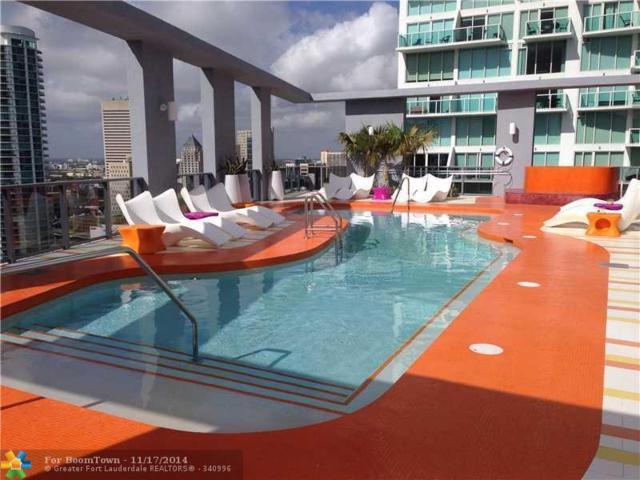 31 SE 6 ST #1805, Miami, FL 33131 (MLS #F1307666) :: Green Realty Properties