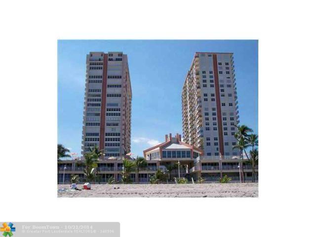 111 Briny Ave #1507, Pompano Beach, FL 33062 (MLS #F1312447) :: Green Realty Properties