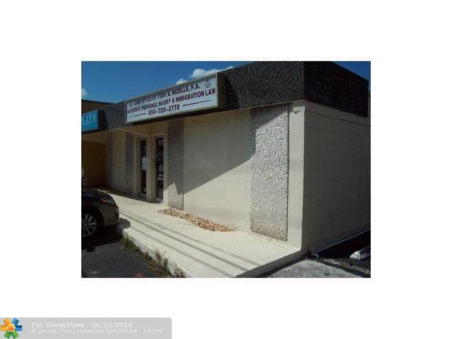 825 S Federal Hy, Deerfield Beach, FL 33441 (MLS #F1371042) :: Green Realty Properties