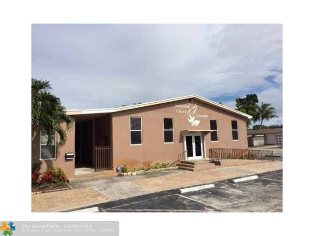 5901 Taylor St, Hollywood, FL 33021 (MLS #F1376290) :: Green Realty Properties