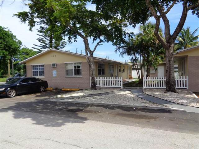 923 SE 2nd Ave 1-6, Hallandale Beach, FL 33009 (MLS #H10156186) :: Green Realty Properties