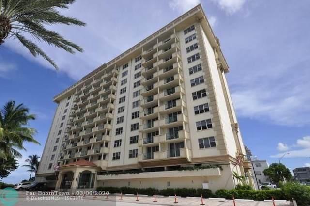9195 Collins Ave #912, Surfside, FL 33154 (#H10295686) :: Baron Real Estate