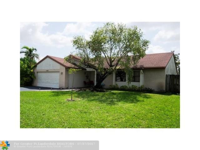 11244 NW 43rd Pl, Coral Springs, FL 33065 (MLS #F10004144) :: Green Realty Properties