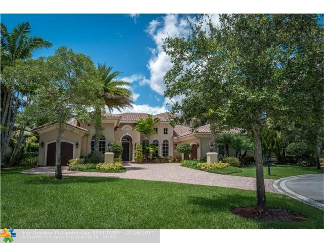 12260 NW 68th Ct, Parkland, FL 33076 (MLS #F10012466) :: Green Realty Properties