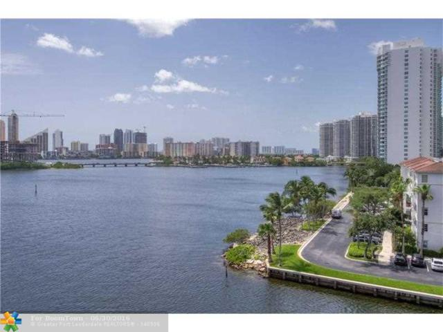 3300 NE 188th St #509, Aventura, FL 33180 (MLS #F10017166) :: Green Realty Properties