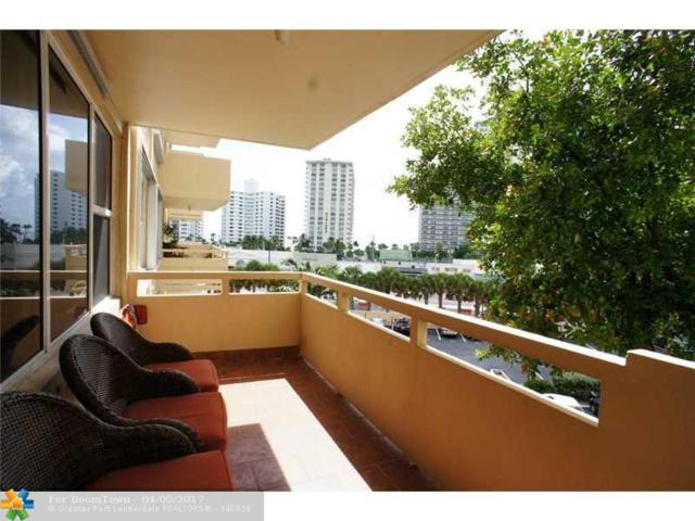 3300 NE 36th St #411, Fort Lauderdale, FL 33308 (MLS #F10022436) :: Green Realty Properties